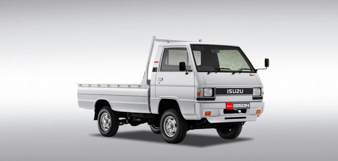 ISUZU BISON STD