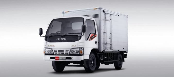 ISUZU ELF NHR 55 CO