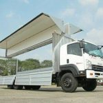 ISUZU GIGA WINGBOX