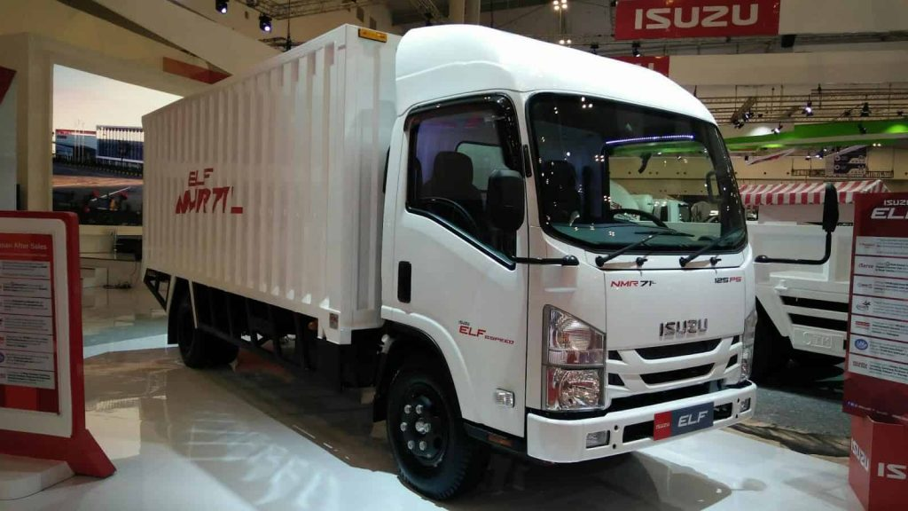 ISUZU ELF NMR 71 STD BOX